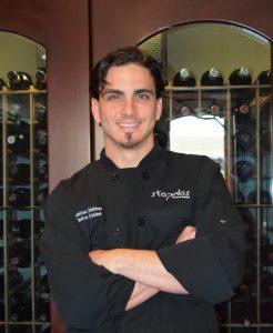 Brandon Melton, Chef de Cuisine