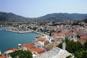 The Greek Island, Skopelos